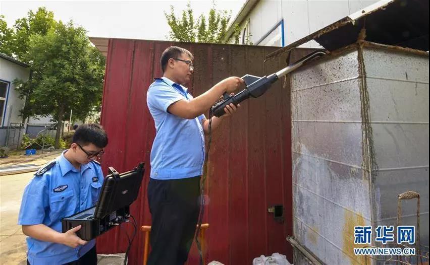青岛路博环保助力廊坊环保局:网格化管理精准治霾